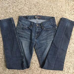 Levi's 524 Skinny Jeans - Size 5